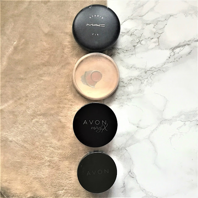 My Makeup Collection - Setting Powders