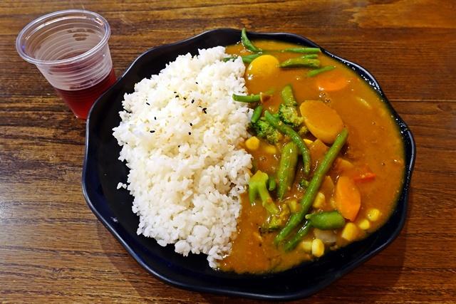 狂愛咖哩 Just Love Curry~台北公館葷素咖哩飯
