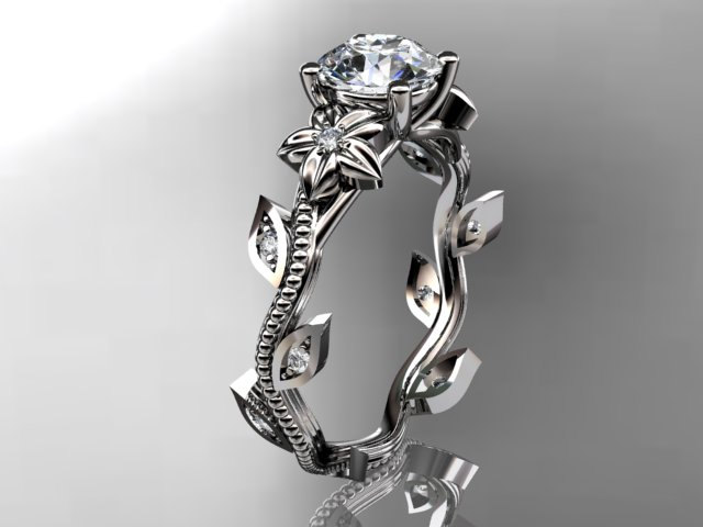 unique wedding ring designs
