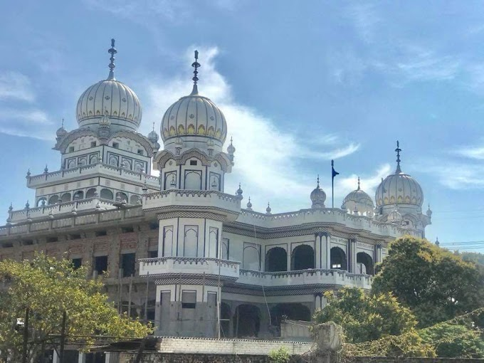 Gurdwara Tahli Sahib- Where every wish is fulfilled...