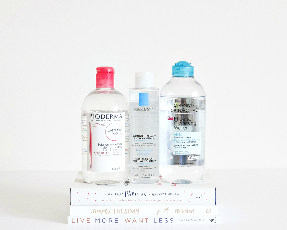 The Best Micellar Waters | A Girl, Obsessed