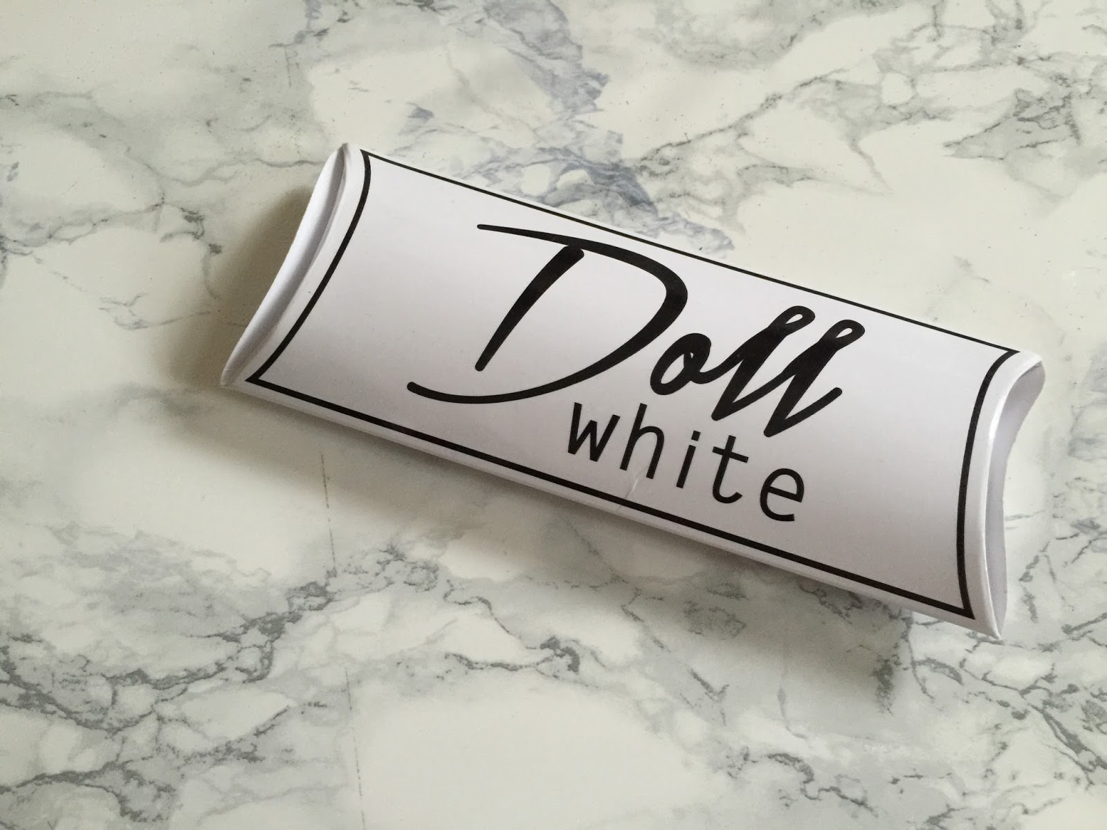 Doll White Teeth Whitening Strips – The Thoughts