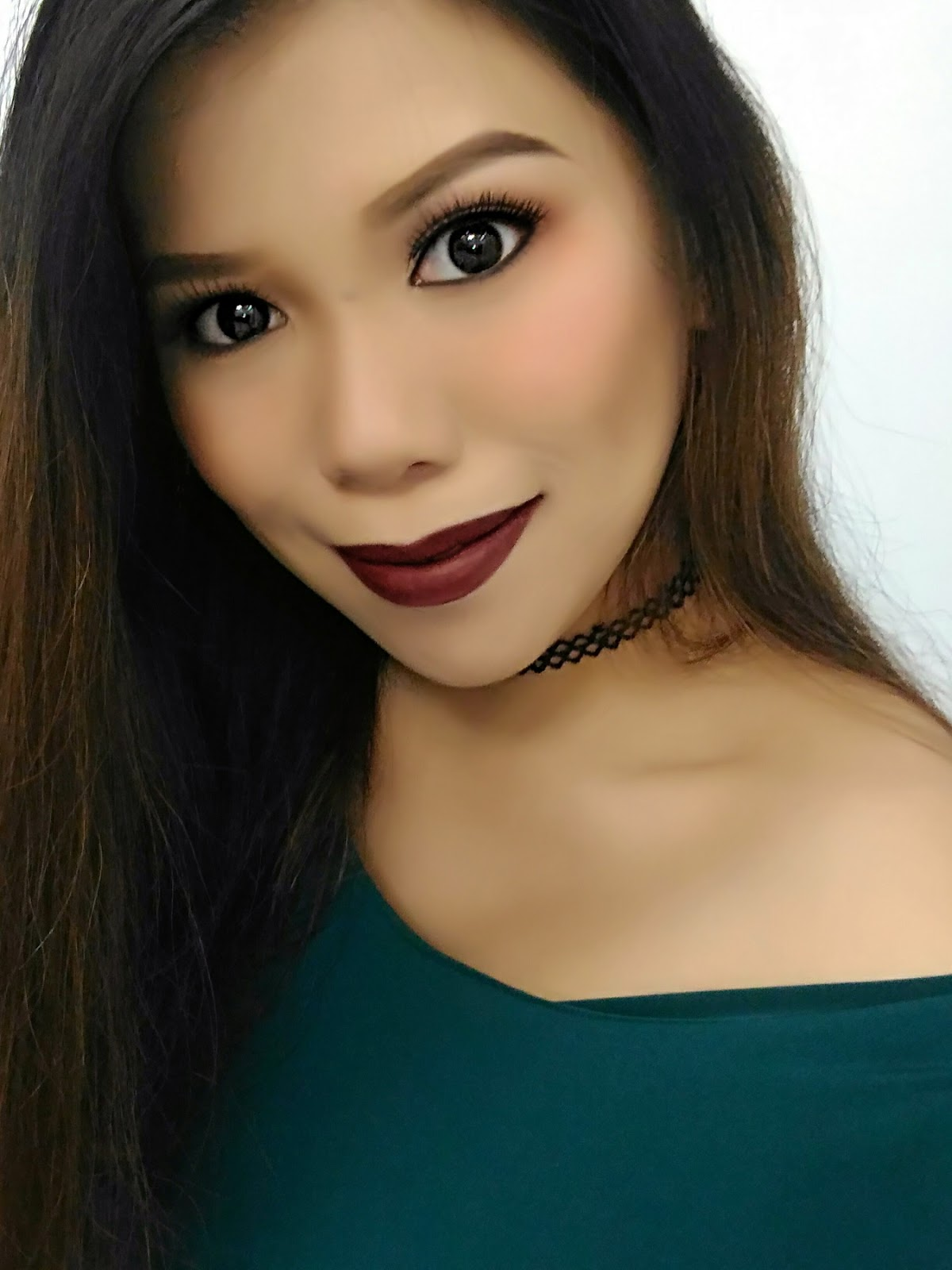Get That 90's Look with Maybelline Creamy Mattes Brown Nudes | My ...