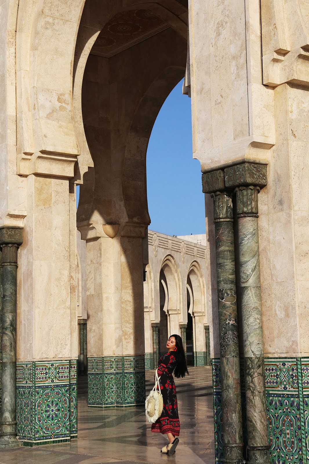 The Morocco Diaries, Part 1 of 10: Casablanca by Posh, Broke, & Bored