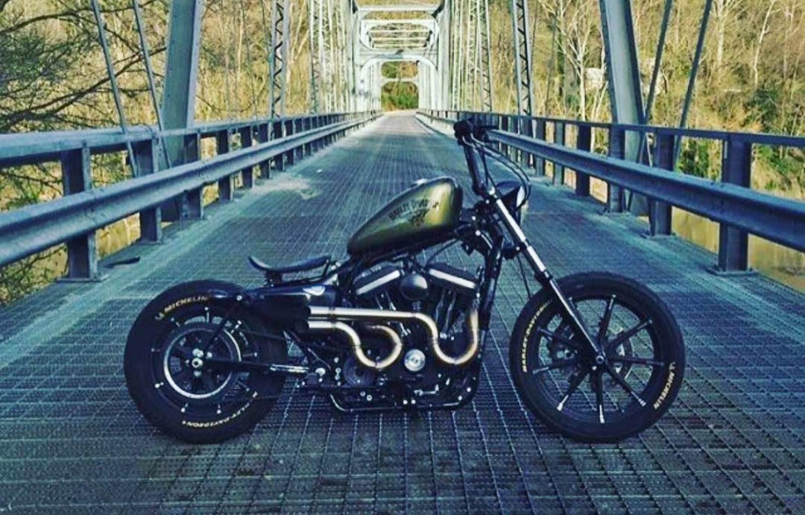10 Gambar Wallpaper Motor Harley Davidson Ukuran 1600x1024 Terbaru Paling Keren Untuk Desktop PC Komputer Laptop