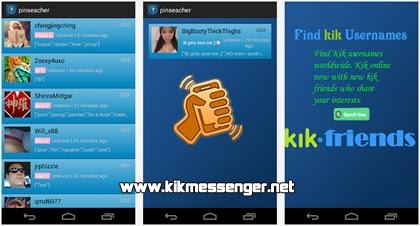 descarga Kik Messenger Shake gratis