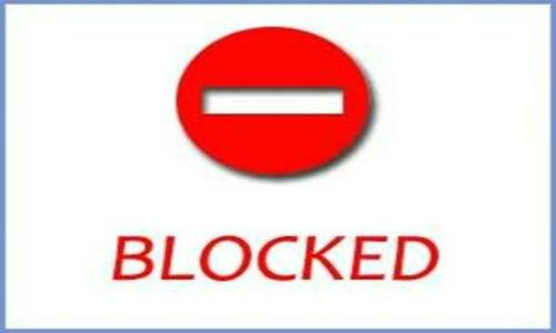 blocked com