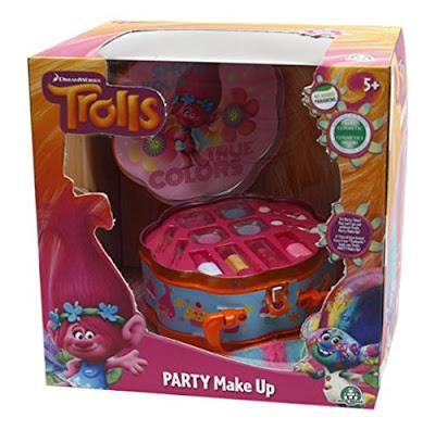 TOYS : JUGUETES - TROLLS Estuche de maquillaje : Party make up Giochi Preziosi | Dreamworks 2016 | PELICULA A partir de 5 años | Comprar en Amazon España