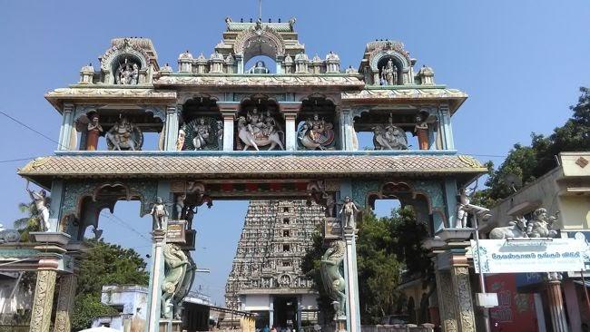 Sri Abhirami Amirthakadeswarar Temple, Thirukadaiyur