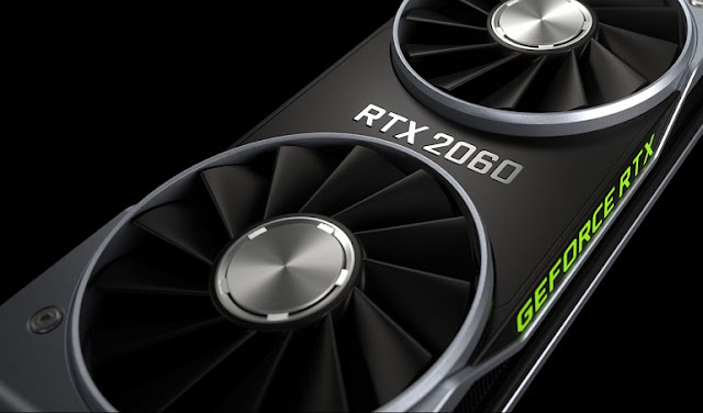 Ya es oficial: Nvidia presenta la RTX 2060