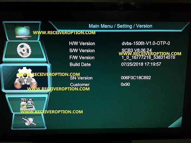 NEOSAT 560D+ HD RECEIVER POWERVU KEY FIX NEW SOFTWARE