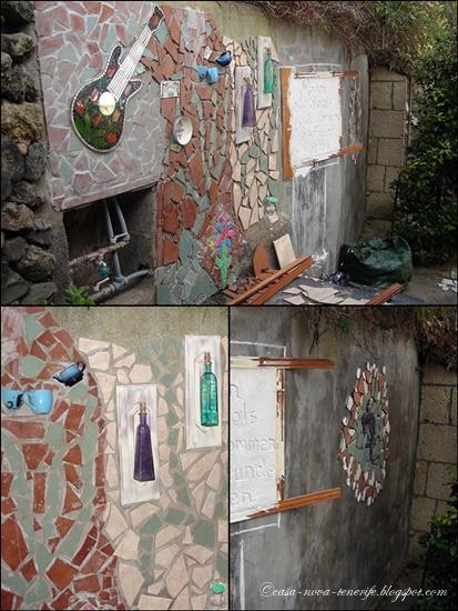 Alte Mauer Im Garten Verschönern Ostseesuche Com