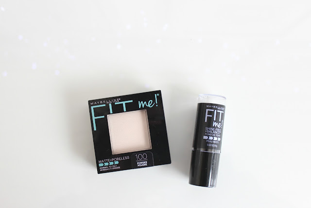 Maybelline, foundation, stick foundation, powder, review, makeup review