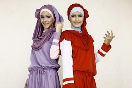 model baju gamis muslimah terbaru untuk remaja
