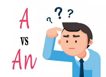 apa perbedaan a dan an