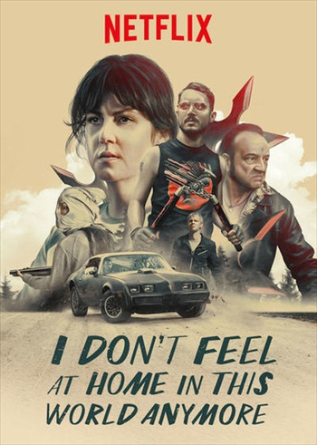 I Dont Feel at Home in This World Anymore 2017 English 480p WEBRip 300MB ESubs