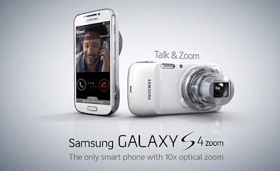 Samsung Galaxy S4 Zoom Review And Specification 1