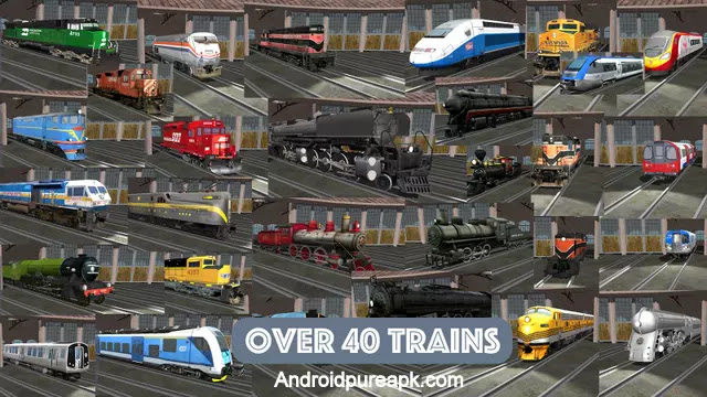Train Sim Pro Apk Download