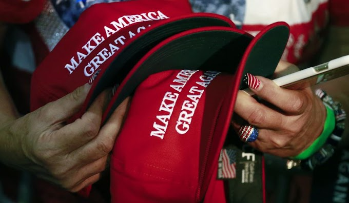 AZ School Shows Political Bias Against Trump with Ban on Trump T-Shirts and MAGA Hats.