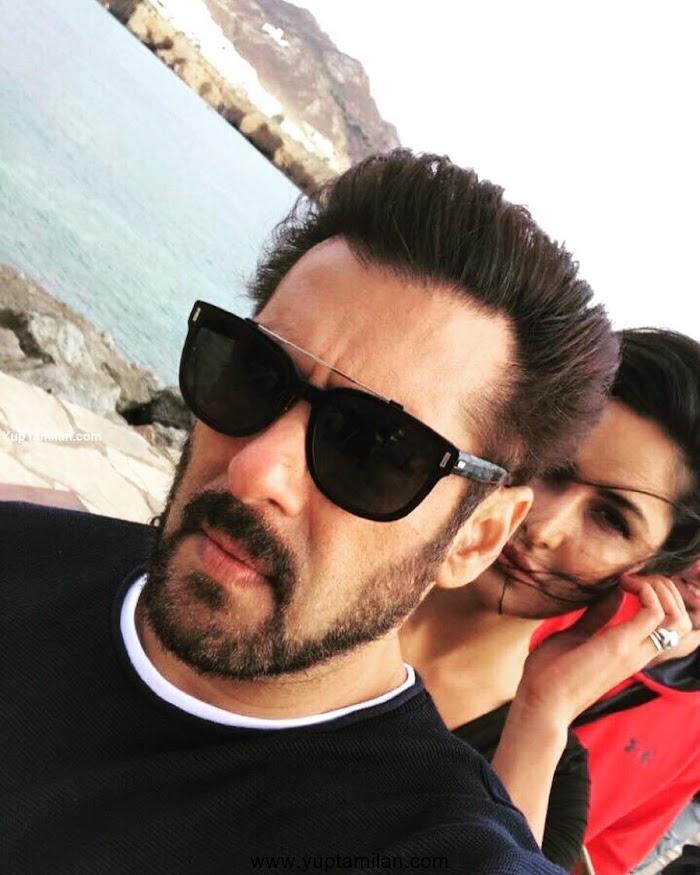 Katrina Kaif with Salman Khan Pictures & Together Photoshoot