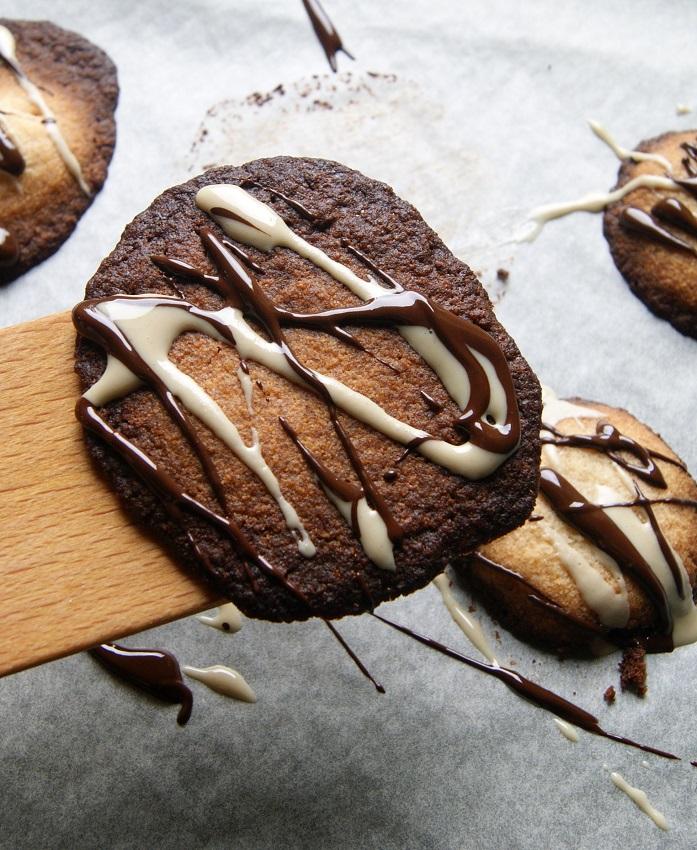 Szybkie ciasteczka kokosowe