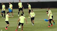 Η αποστολή των παικτών της ΑΕΚ για το ματς στο ΟΑΚΑ κόντρα στην Saint Etienne