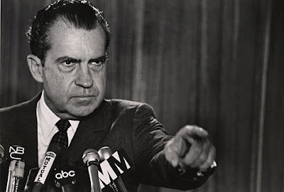 Richard Nixon e o Caso Watergate