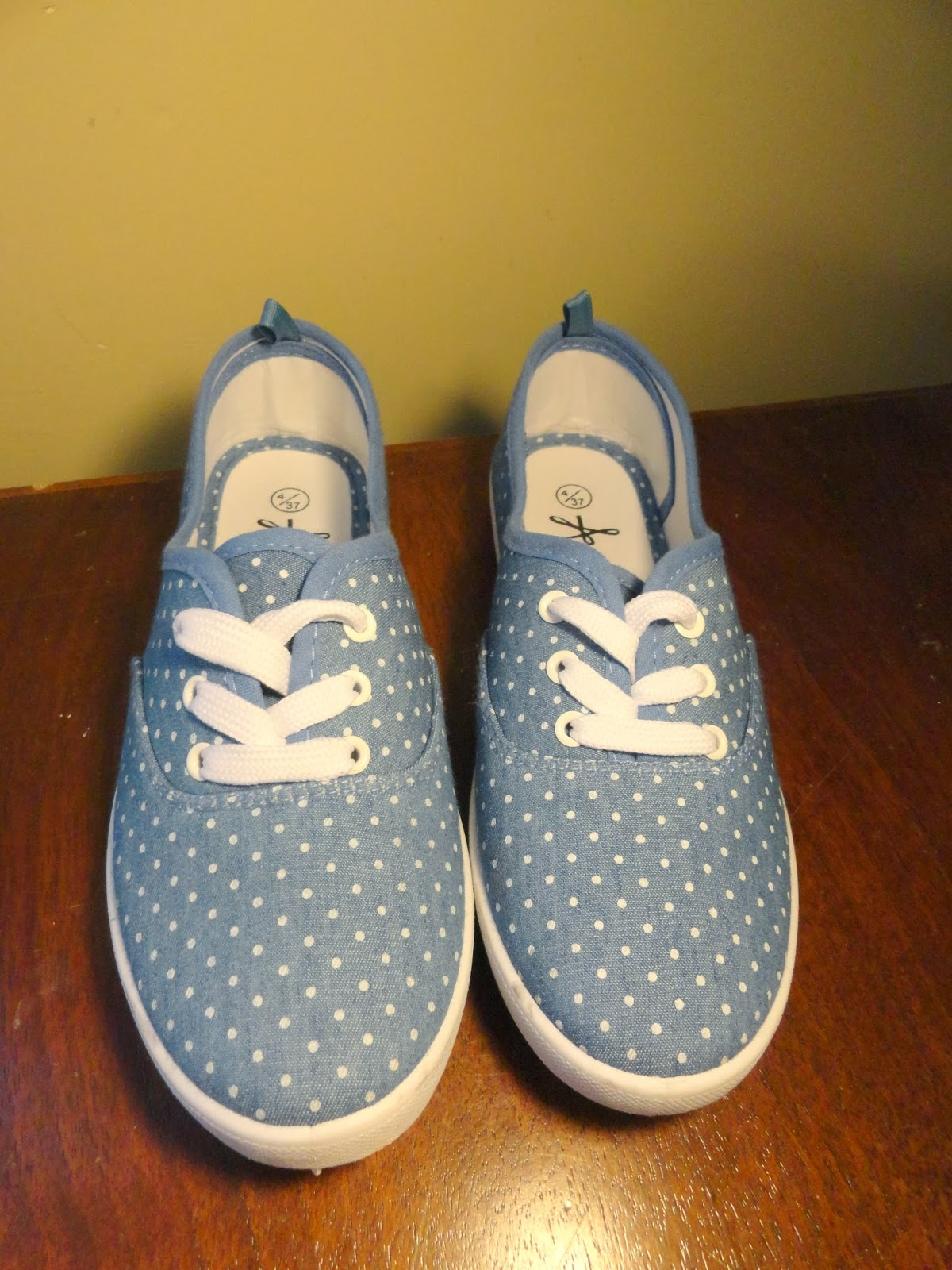 Clothes & Dreams: Shoplog: Primark: dotted shoes
