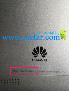 Flash huawei tag-l32 solved