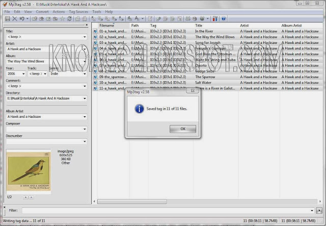 MP3 Tag Editor Terbaik
