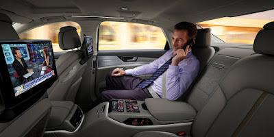 NexDrive TV Berlangganan Dalam Mobil