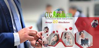 Cara Daftar CUG Corporate dan Cara Aktivasi CUG Corporate