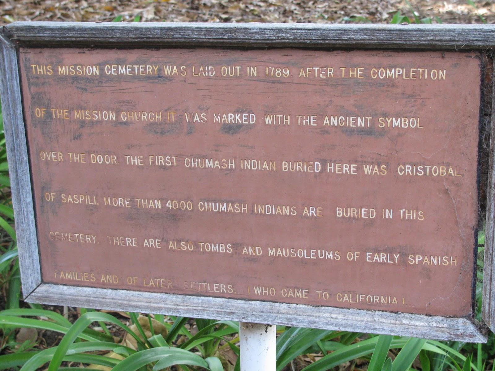 Untrodden Paths: Mission Santa Barbara