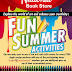 Fun Summer Activities at national Bookstore