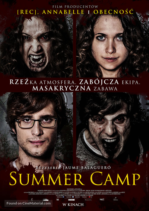 Pack Light for Summer Camp: A Film Review ~ 28DLA