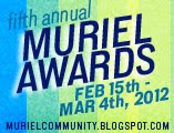 I Participated in the 5th Annual Muriel Awards!