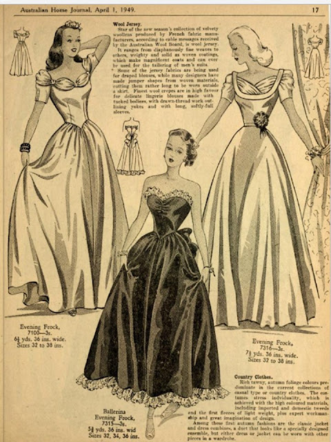 50s or 40s dresses for prom party or wedding to sew