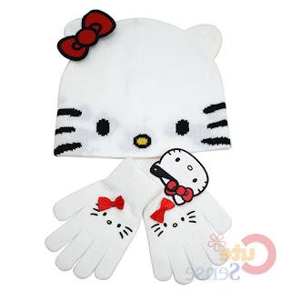 Gambar Sarung Tangan Hello Kitty 4