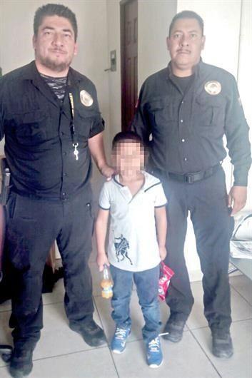 SECUESTRAN NIÑO de 7 AÑOS HIJASTRO de CAPO ZETA en PRISION y lo LIBERARAN 6 HORAS DESPUES