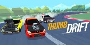 Thumb Drift Furious Racing 1.1.0.200 MOD Apk Unlimited Money
