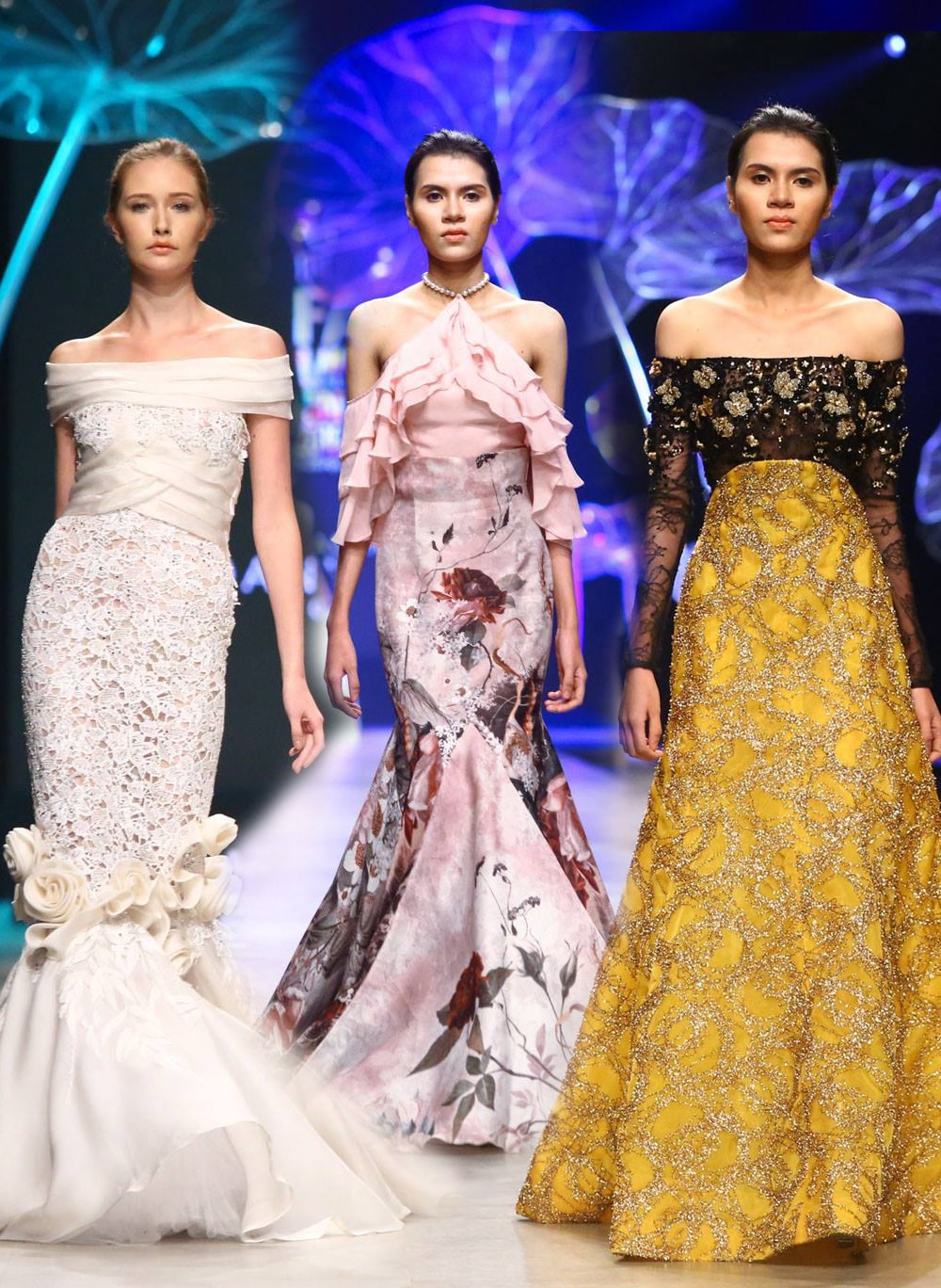 Crystal Phuong- Vietnam International Fashion Week 2016- Day 4- Dany Atrache