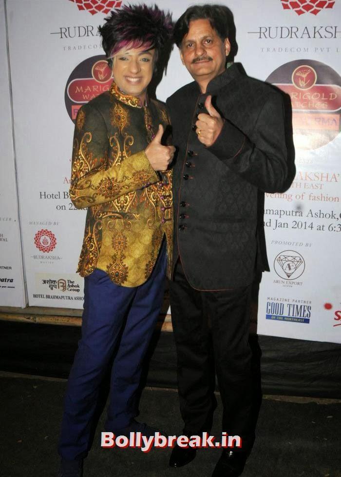 Rohit Verma, Prem Sharma, Rohit Verma's Fashion Show Pics