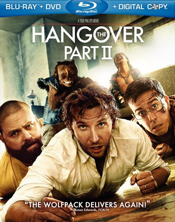 The Hangover Part II (2011) Dual Audio Hindi Bluray Movie Download
