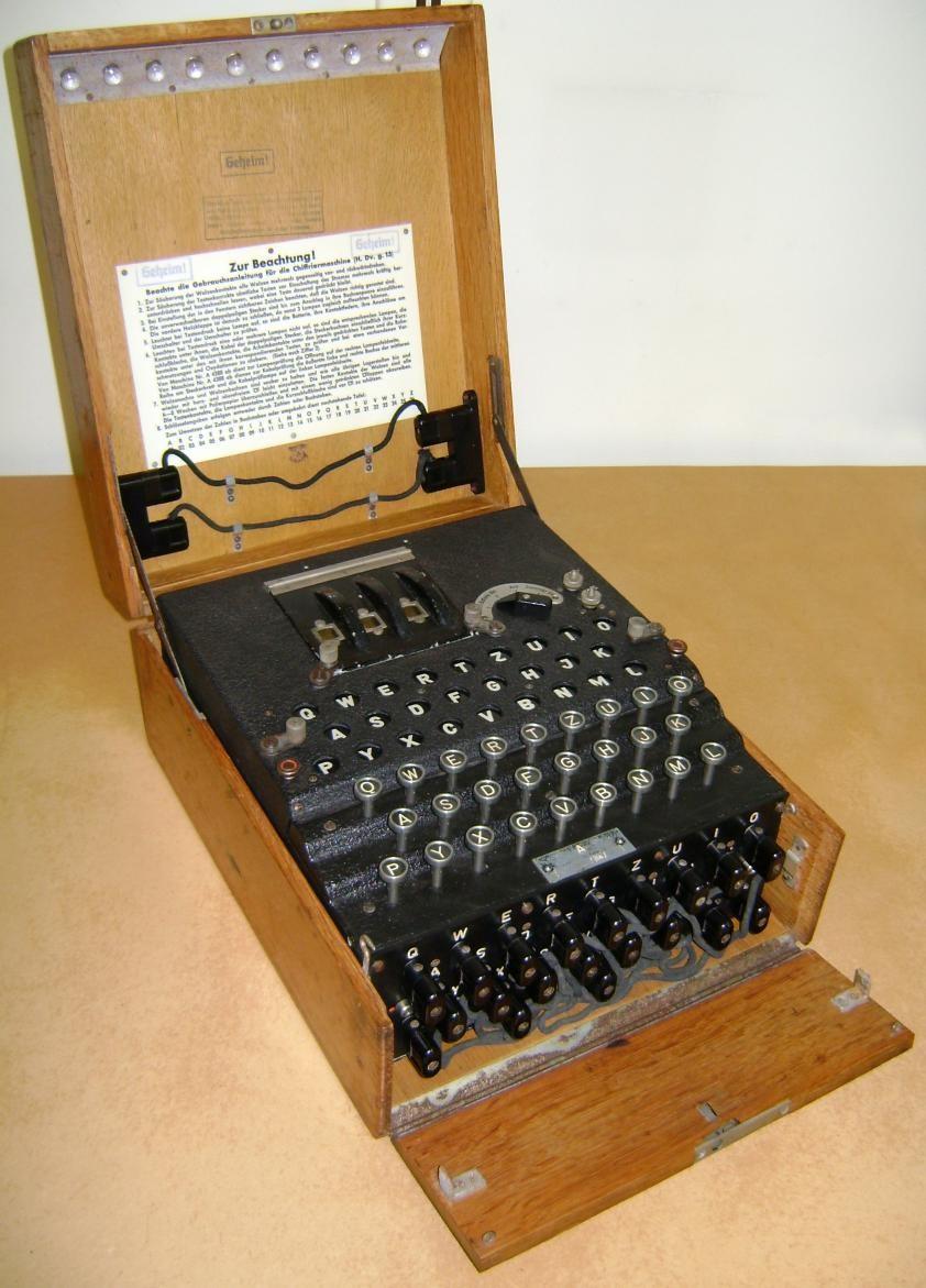 9e9e64024 كانت هناك مجموعة من مفككي الشفرات البريطانيين يسميهم ونستون تشرشل بالأوزات  التي تضع بيض من ذهب لكنها لا تقوقئ أبدا. كان الآن تورينغ، الرياضي الداهية،  أشهر ...