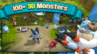 Free Download Terra Monsters 3 v18.5 APK