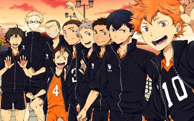 15 Rekomendasi Anime Musim Spring 2014 Terkeren