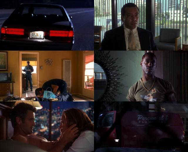 Out of sight [Un romance peligroso] (1998) HD 1080p Latino Dual