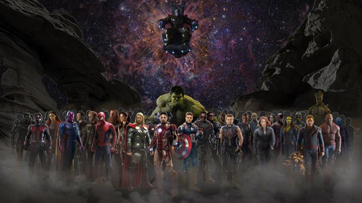 Infinity War - Senarai 12 Filem Best Tahun 2018