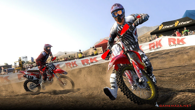 MX VS ATV Supercross Gameplay Screenshot 3