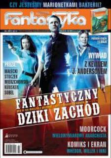 Nowa Fantastyka 06 (381) 2014